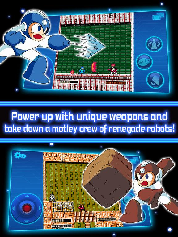 MEGA MAN MOBILE screenshot #3