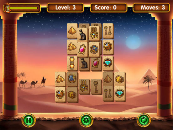 Mahjong Pyramids △ screenshot 6