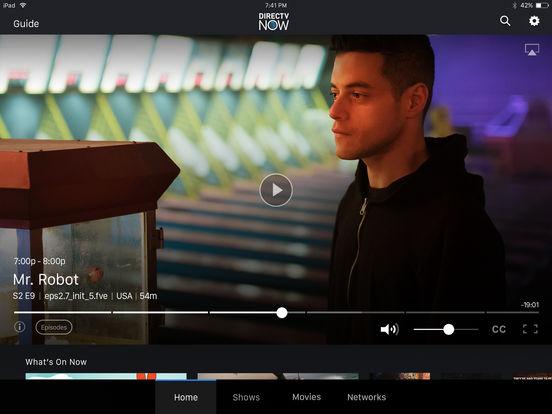 AT&T TV screenshot 5