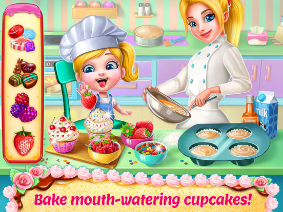 Real Cake Maker 3D Bakery screenshot 8