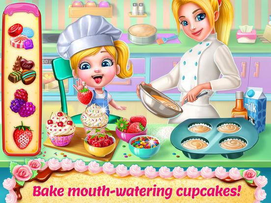 Real Cake Maker 3D Bakery screenshot 8