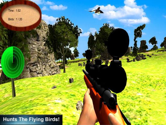 Hunt The Birds : A Real Shooting Adventure screenshot 4