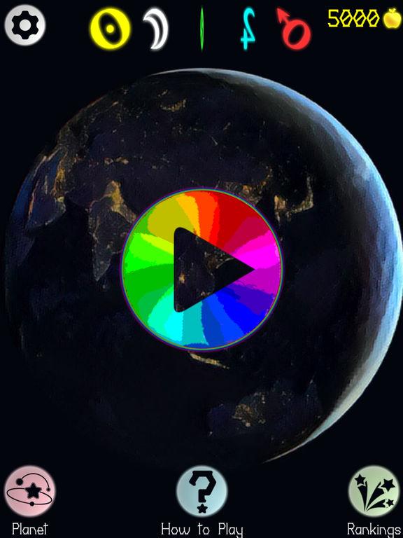PoPlanet - fuse, grow, bigbang! screenshot 10