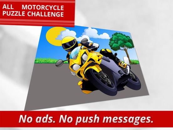 All Motorcycle Puzzle Challenge (Premium) screenshot 6