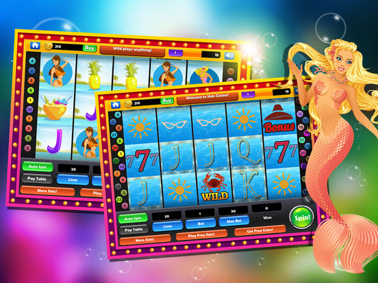 Atlantis Casino Craze : 3-Reel Party Slots Machine screenshot 10