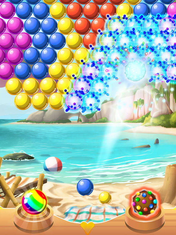 Bubble Shooter Sun screenshot 8