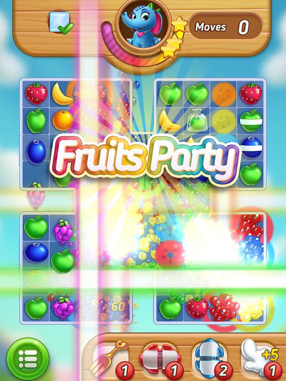 Fruits Mania : Elly's travel screenshot 7