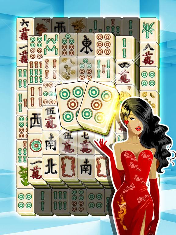 Mahjong 3D - Classic Mahjongg Dimensions Pro screenshot 9