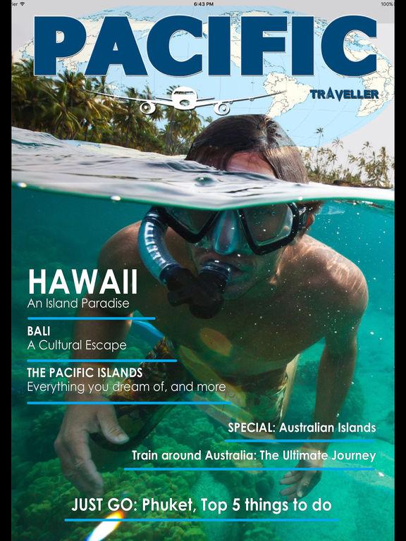 Pacific Traveller screenshot 6