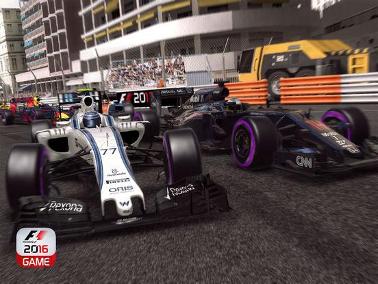 F1 2016 screenshot 7