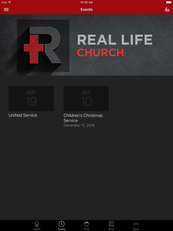 Real Life Church - IL screenshot 4