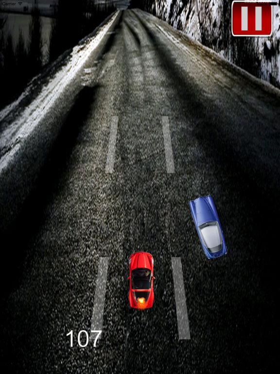 Crazy For Speed In Highway - A Hypnotic Game Of Driving screenshot 7