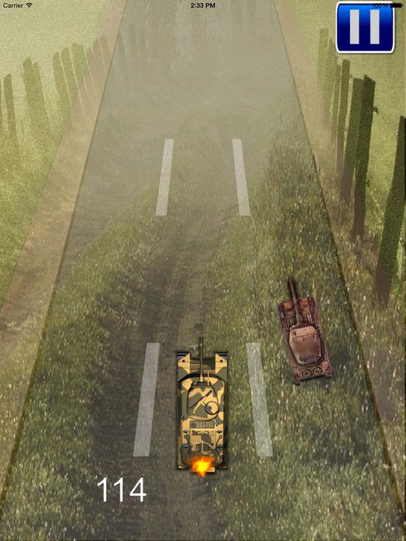 Amazing Tank Superhero - Race World of War Tanks Blitz screenshot 8