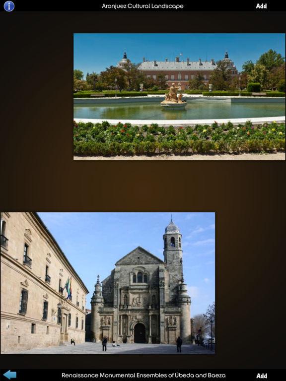 Spain Unesco World Heritage Info screenshot 9