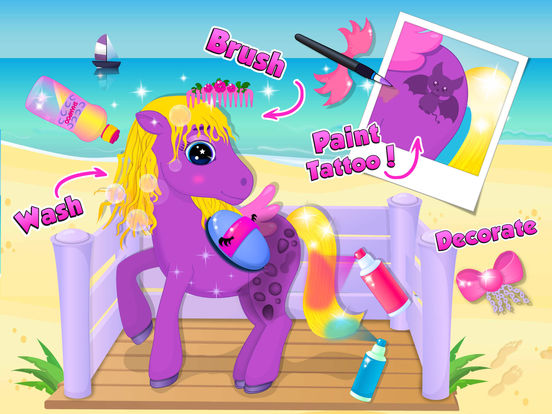 Monster Sisters Summer Party – Holiday Makeover screenshot 10