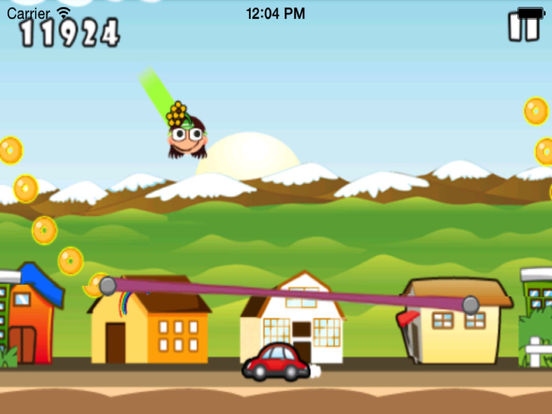 Sweet Girl Jump PRO screenshot 7