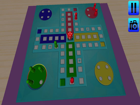 3D Ludo Deluxe : New Top Strategy Game 2016 screenshot 6