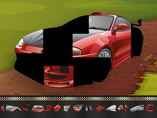 All Car Racing Puzzle Challenge (Premium) screenshot 7
