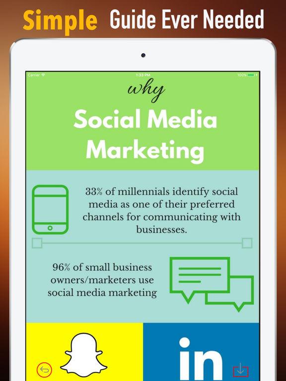 Social Media Marketing 101- Tips and Tutorial screenshot 6