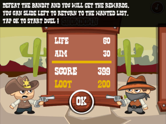 Wild West Shootout - Bandit Duel screenshot 7