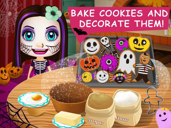 Sweet Little Dwarfs 3 - Halloween Party - No Ads screenshot 6