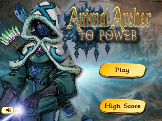 Animal Archer To Power - Addictive Game Target Shooting screenshot 6