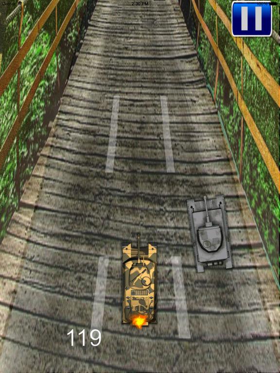 Adrenaline Race Tanks - Battle Tank Simulator 3D Game screenshot 7