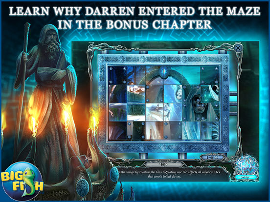 Sable Maze: Soul Catcher HD - A Mystery Hidden Object Game (Full) screenshot 4