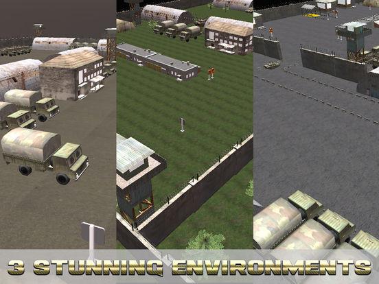 Military Tank Real Parking screenshot 10