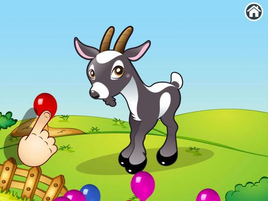 Animal Farm Points - Preschool Games screenshot 7