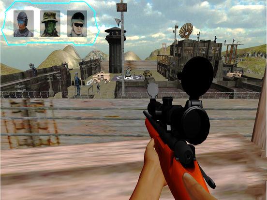 Combat Cover Attack : 3D Commando Shooter screenshot 4