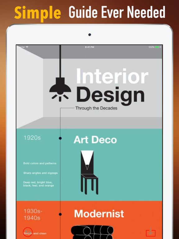 Interior Design for Beginners-Style Reference Tips screenshot 6