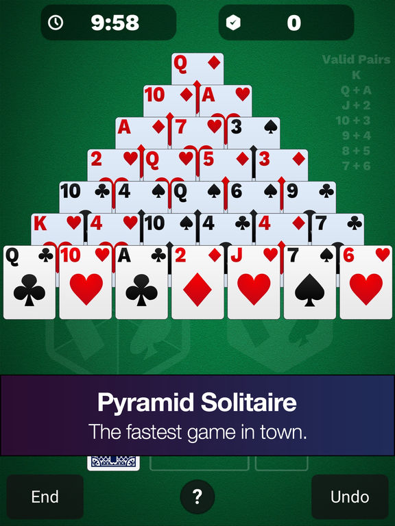 Solitaire Cube Free - Classic, Spider and Freecell screenshot 10