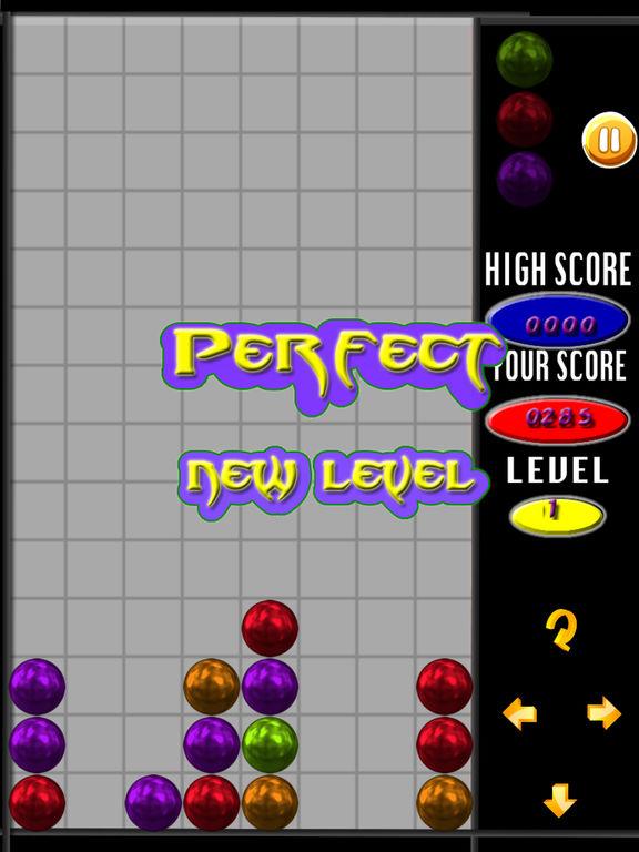 Blitz Cascade Of Bright Balls Pro - An Adventure Color screenshot 7