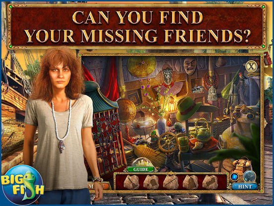 Hidden Expedition: The Fountain of Youth (Full) screenshot 7