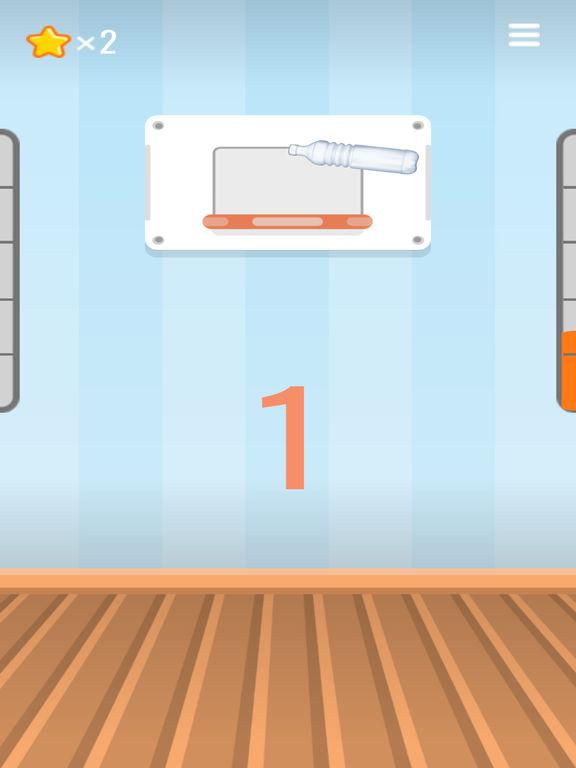 Basket Bottle Flip Endless Bottle Flipping Arcade screenshot 6