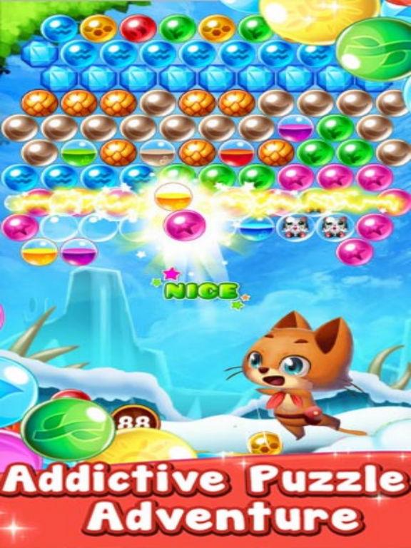 New Cat Pop Ball screenshot 5