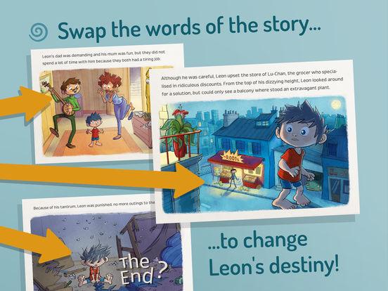 SwapTales: Leon! screenshot 1