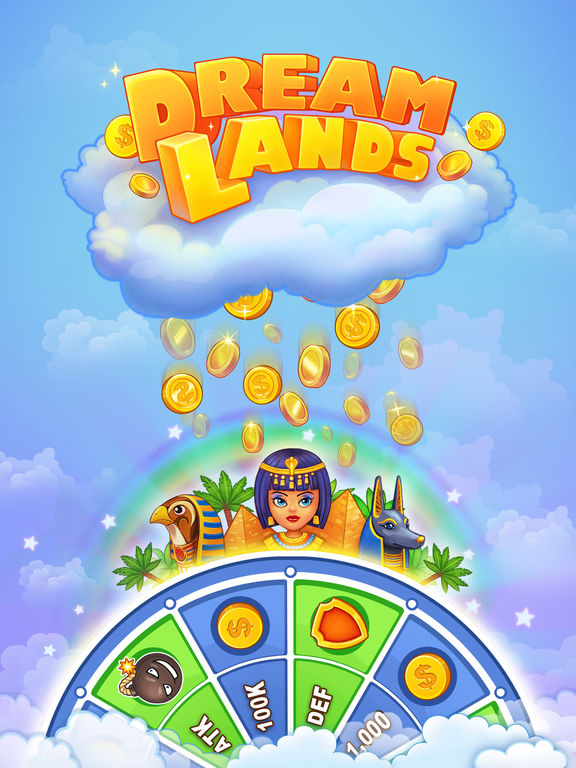 Dream Lands - crazy chance to win ! screenshot 6