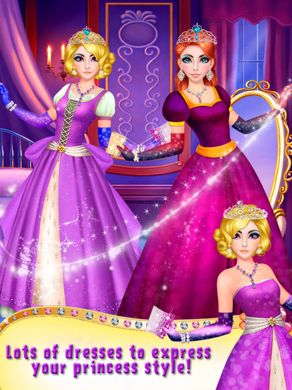 Royal Princess Salon screenshot 9