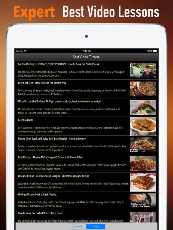 Best Beef Recipes screenshot 8