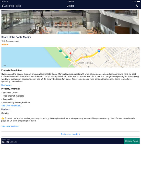 i4losangeles - Los Angeles Hotels & Yellow Pages screenshot 10