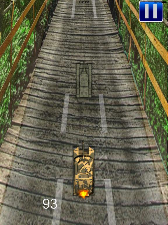Adrenaline Race Tanks - Battle Tank Simulator 3D Game screenshot 8