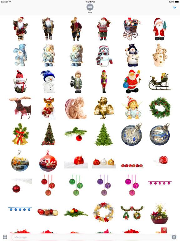 Christmas Ornaments • Stickers screenshot 7