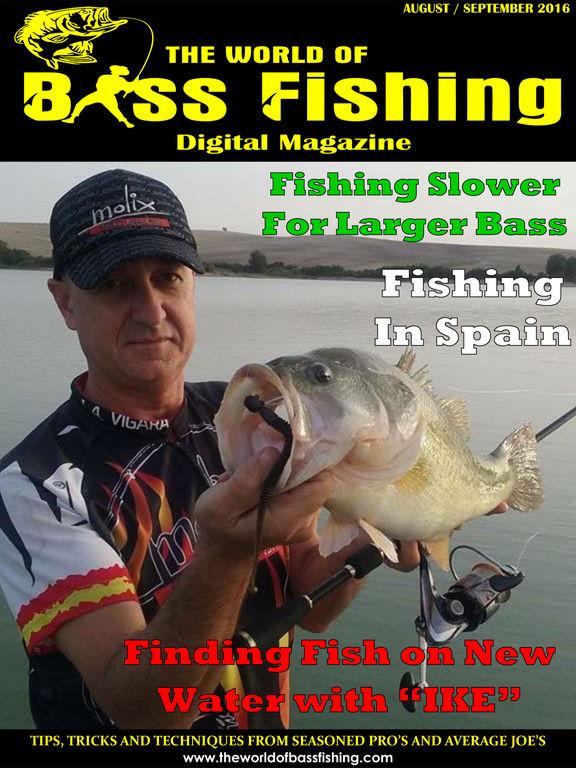 The World of Bass Fishing Mag screenshot 6