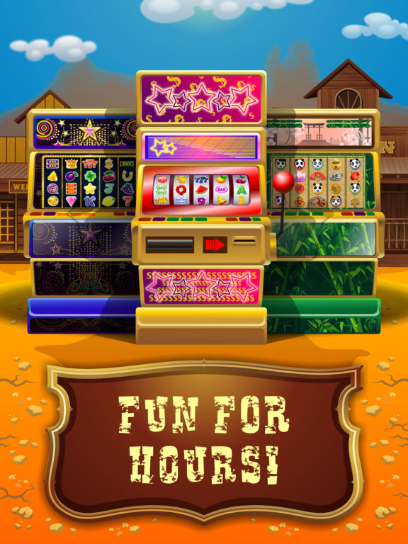 Western Cowboys Slots screenshot 9