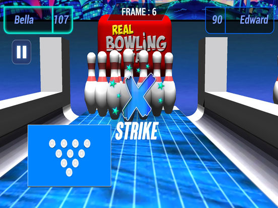 3D Bowling Club : New Free Sports Game 2016 screenshot 6
