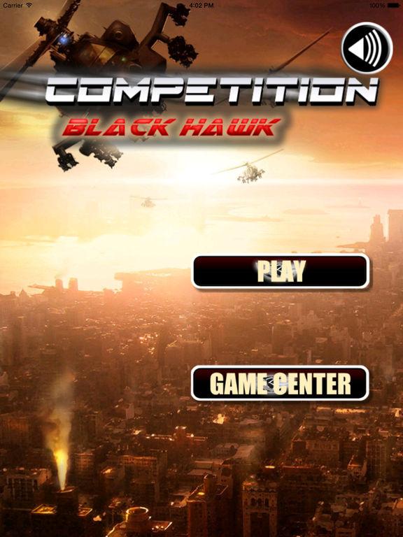 Competition Black Hawk Pro - Helicopter Flight Simulator screenshot 6