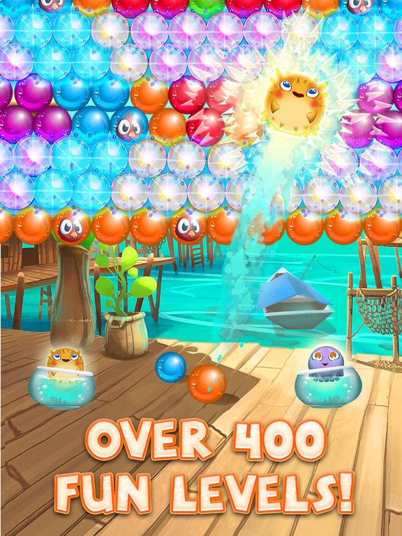Bubble Fish Mania screenshot 6