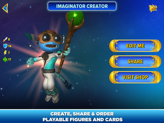 Skylanders™ Creator screenshot 7